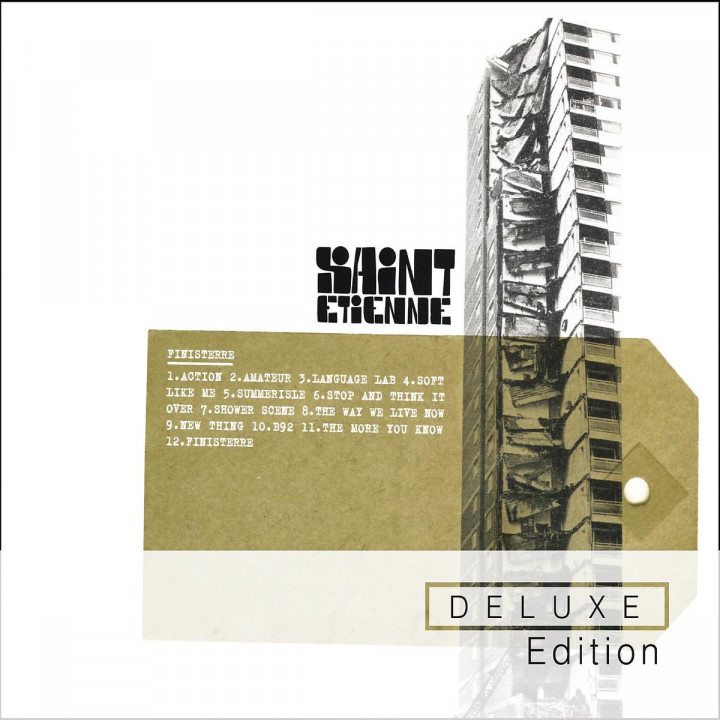 Finisterre (Deluxe Edition): Saint Etienne