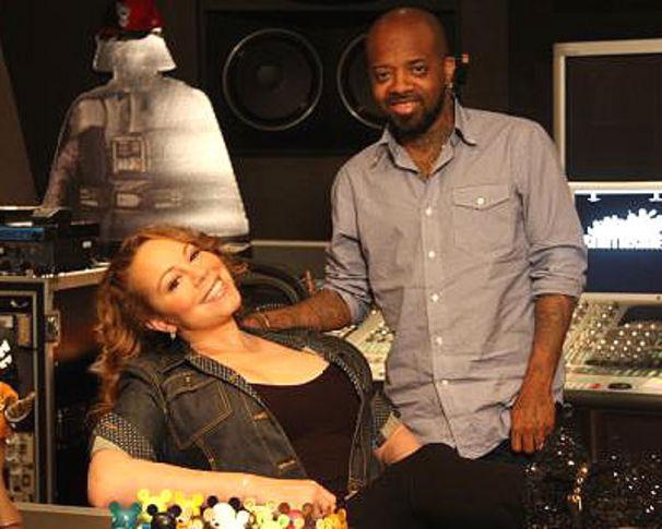 Mariah Carey, Mariah & Dupri verschanzen sich im Studio