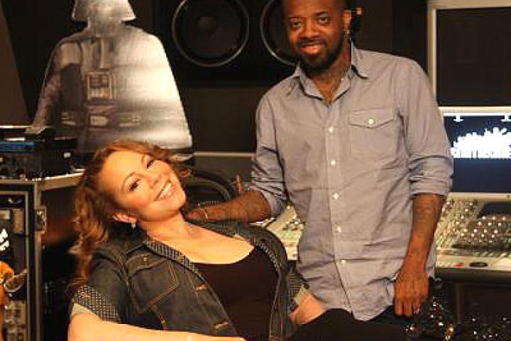Mariah Carey & Jermaine Dupri
