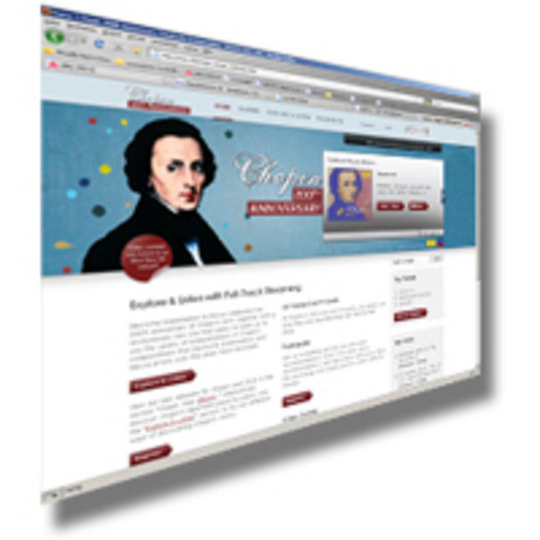 Frédéric Chopin, www.200chopin.com - Neue Website zu Frédéric Chopin