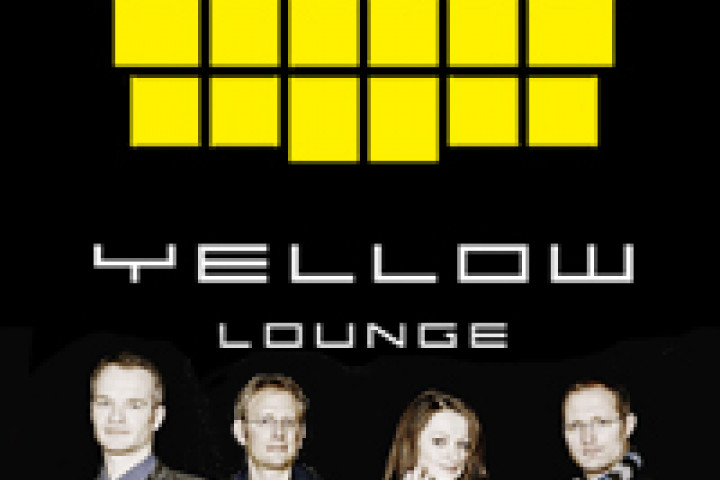 Yellow Lounge mit dem Fauré Quartett