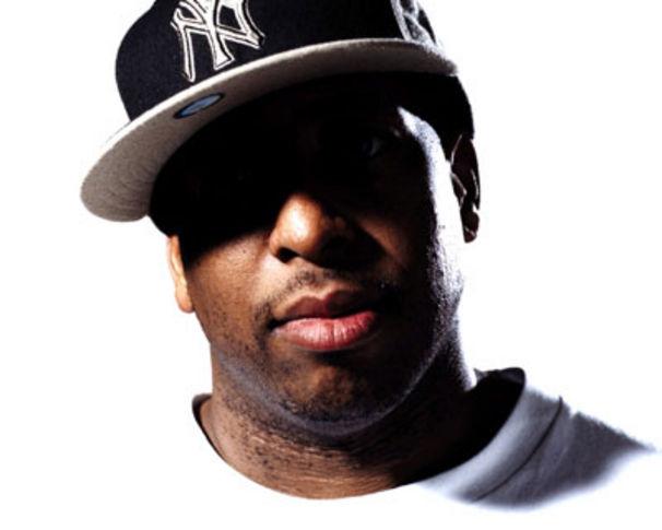 Kanye West, DJ Premier hat Kanye's Rücken