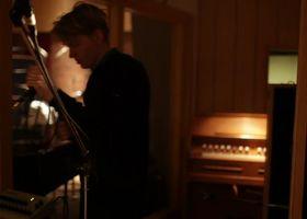 Johnossi, Johnossi in studio making the album: Mavericks/ Roscoe