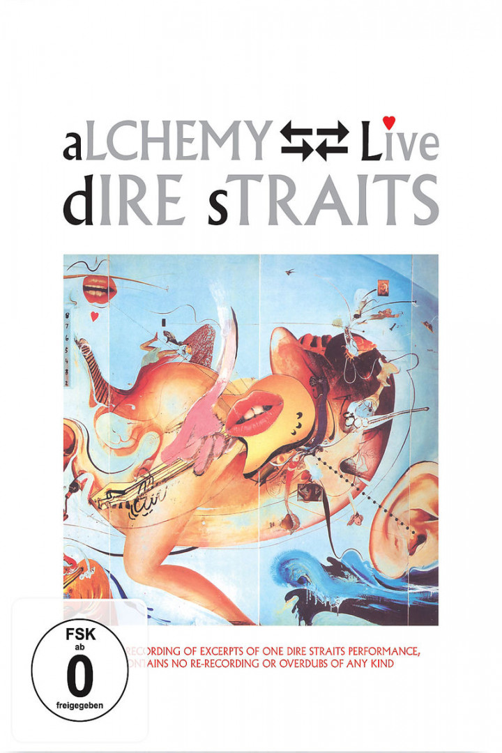 Alchemy Live (20th Anniversary Edition - Deluxe): Dire Straits