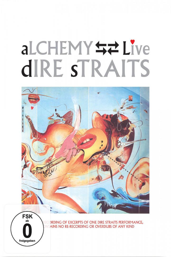 Alchemy Live (20th Anniversary Edition - Deluxe): Dire Straits
