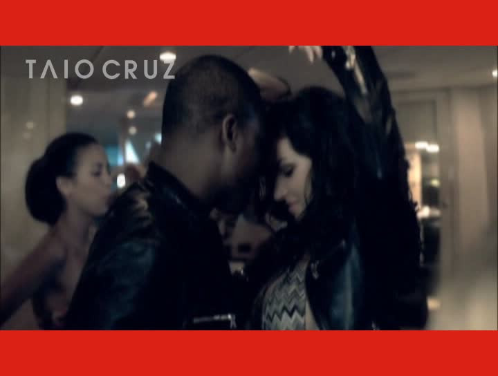 Taio Cruz - Break Your Heart - Videosubstitute