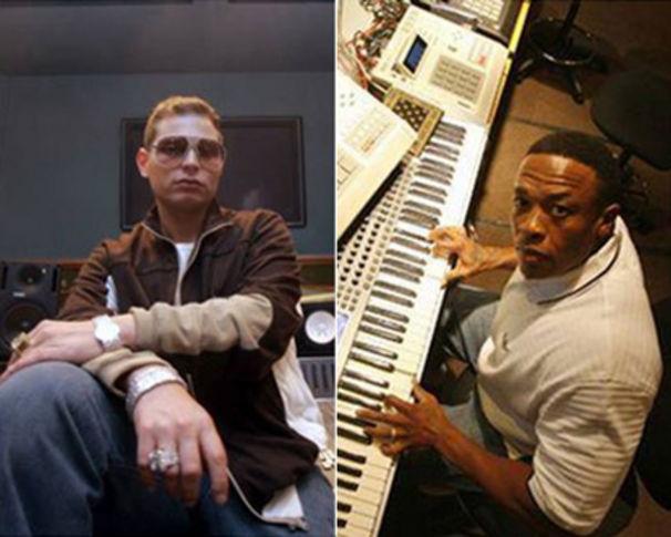 Dr. Dre, Scott Storch produziert Dre's und Jay-Z's Under Pressure