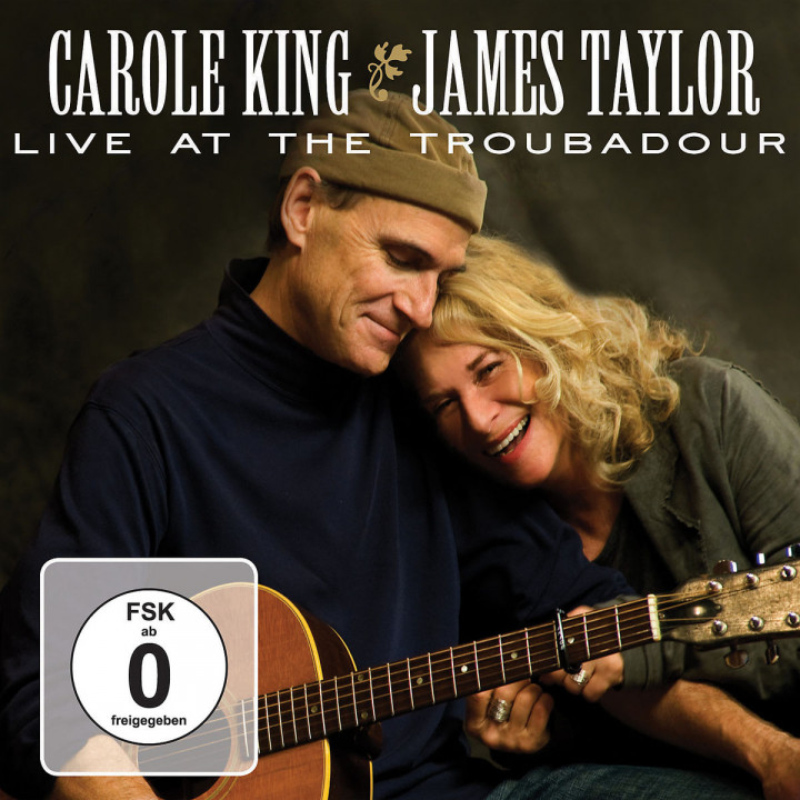 Live At The Troubadour: Taylor,James & King,Carole