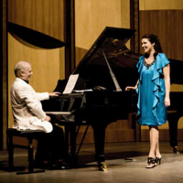 Anna Netrebko, Anna Netrebko und Daniel Barenboim sind die Nummer eins
