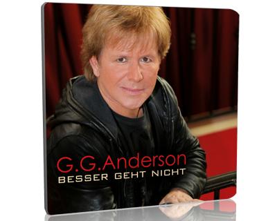G.G. Anderson, Besser geht nicht - Das brandneue Album erscheint am Freitag!