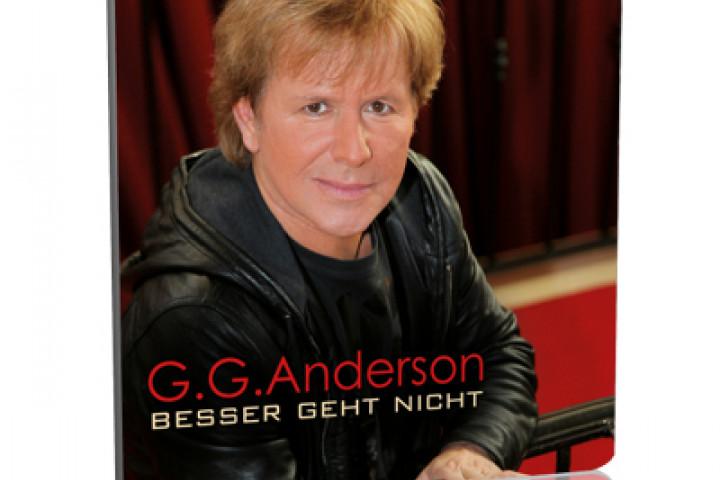 artist gg anderson 2010 cd