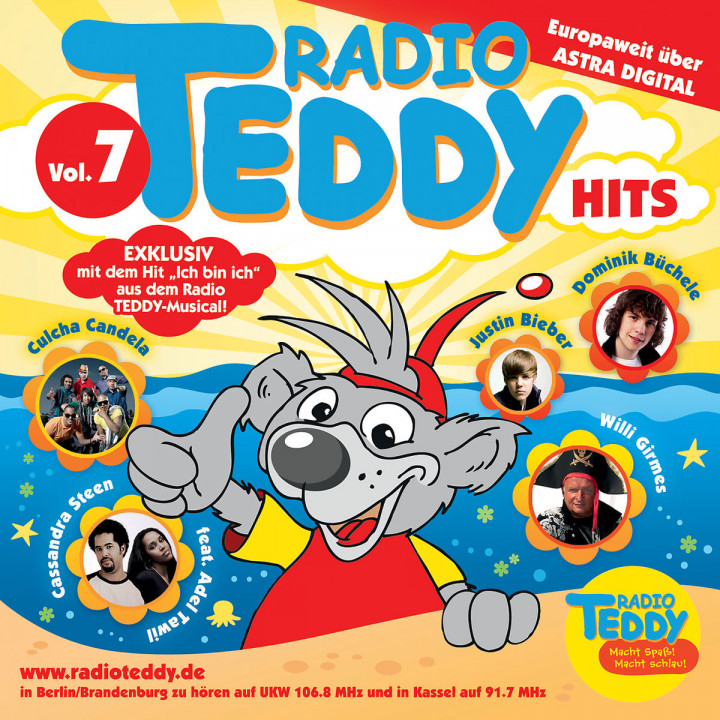Radio Teddy Hits Vol. 7: Various Artists