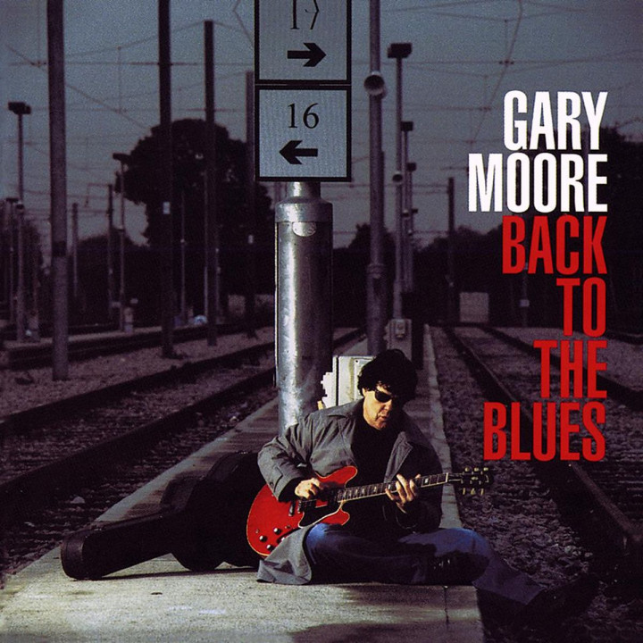 Back To The Blues: Moore,Gary