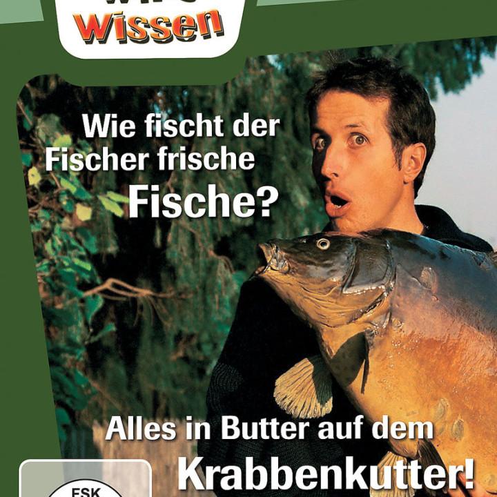 Wie fischt der Fischer frische Fische? / Alles in Butter auf dem Krabbenkutter