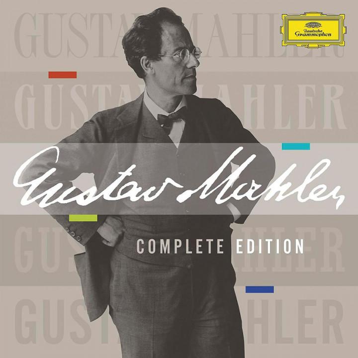 Mahler Complete Edition (Ltd. Ed.): Quasthoff/Otter/Bernstein/Karajan/Solti/Abbado/+