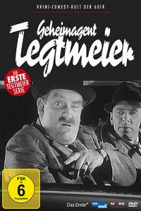 Jürgen von Manger, Geheimagent Tegtmeier - die komplette Serie, 04032989602230
