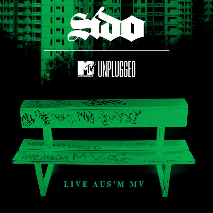 SIDO MTV Unplugged Live aus'm MV : SIDO