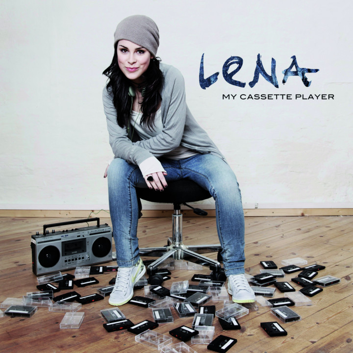 Lena Album Cover 2010