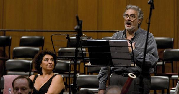 Plácido Domingo, Florentiner Pracht