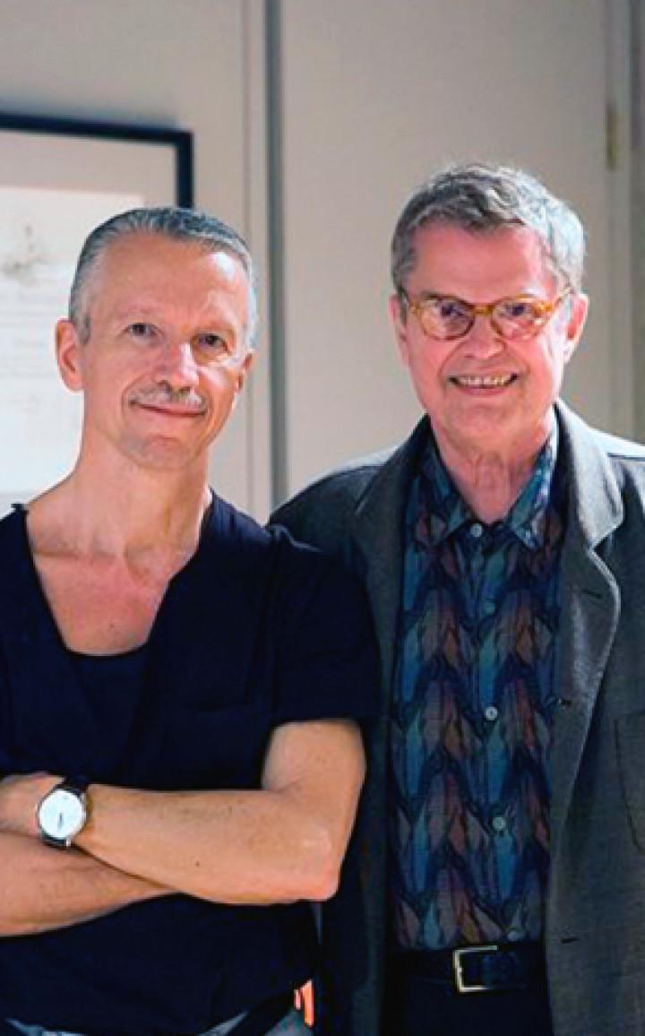 Keith Jarrett & Charlie Haden © Rose Anne Jarrett / ECM Records