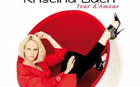 Kristina Bach, Jetzt reinhören! Am 28.05.10 erscheint ihr neues Album Tour d´Amour...