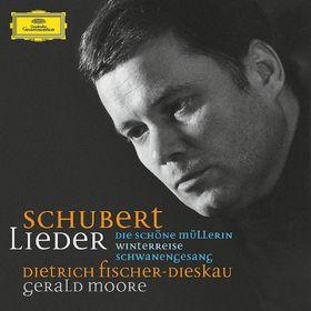 Dietrich Fischer-Dieskau, Schubert: Lieder; Die schöne Müllerin, D.795; Winterreise, D.911; Schwanengesang., D.957, 00028947789895