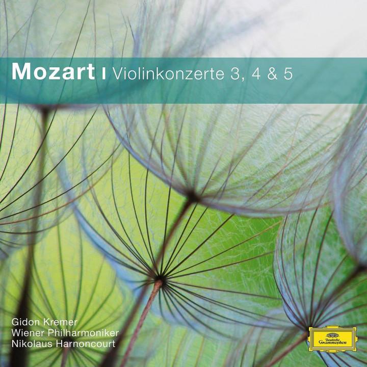 Violinkonzerte 3,4&5 (CC): Kremer/Harnoncourt/WP