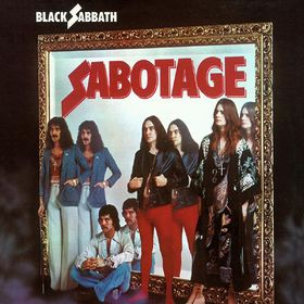 Black Sabbath, Sabotage, 00602527166650