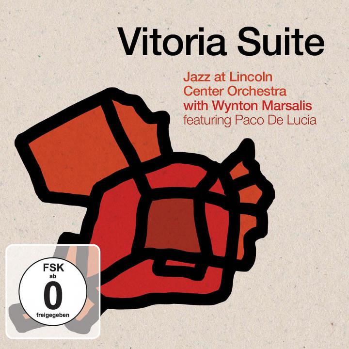 Vitoria Suite (Deluxe Edition): Marsalis,Wynton & deLucia,Paco