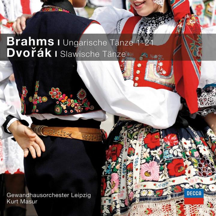Brahms Ungarische Tänze, Dvorak Slawische Tänze
