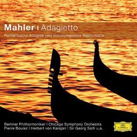 Mahler: Adagietto, 00028948036455