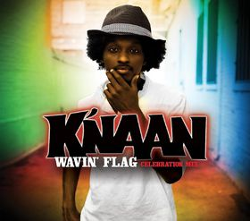 K'NAAN, Wavin' Flag, 00602527418834