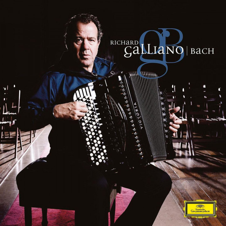 Richard Galliano - Bach