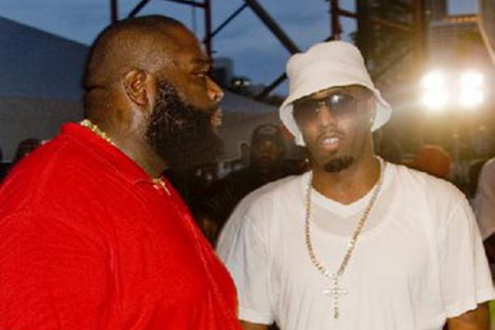 Rick Ross + Diddy