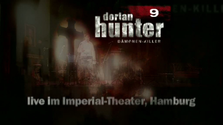 Dorian Hunter - Live-Hörspiel in Hamburg (Folge 9)