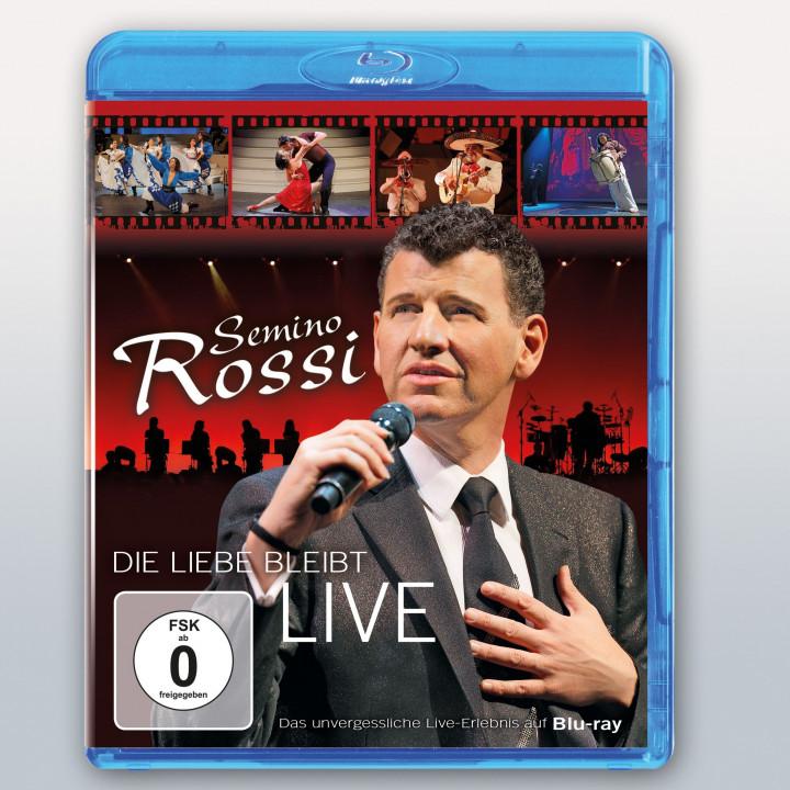 Semino Rossi_Die Liebe Bleibt_Live BluRay