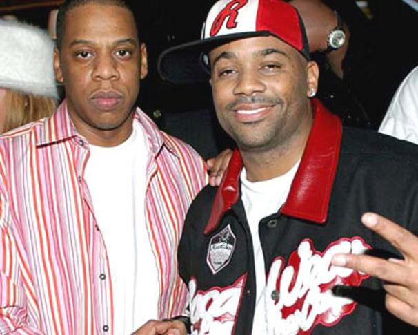 Jay-Z, Damon Dash plus Roc-A-Fella minus Jay-Z