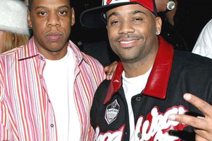 Jay-Z + Damon Dash