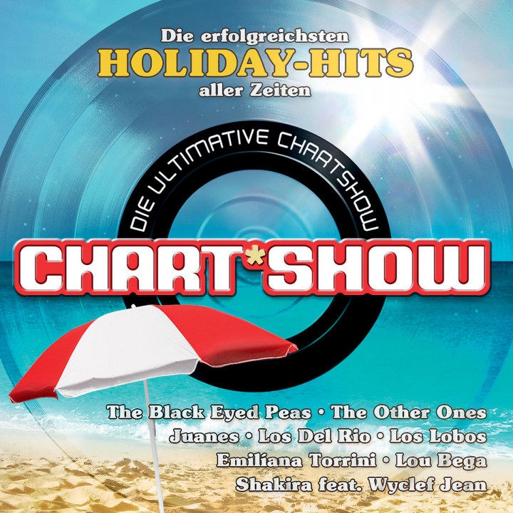 Die Ultimative Chartshow - Holiday Songs: Various Artists
