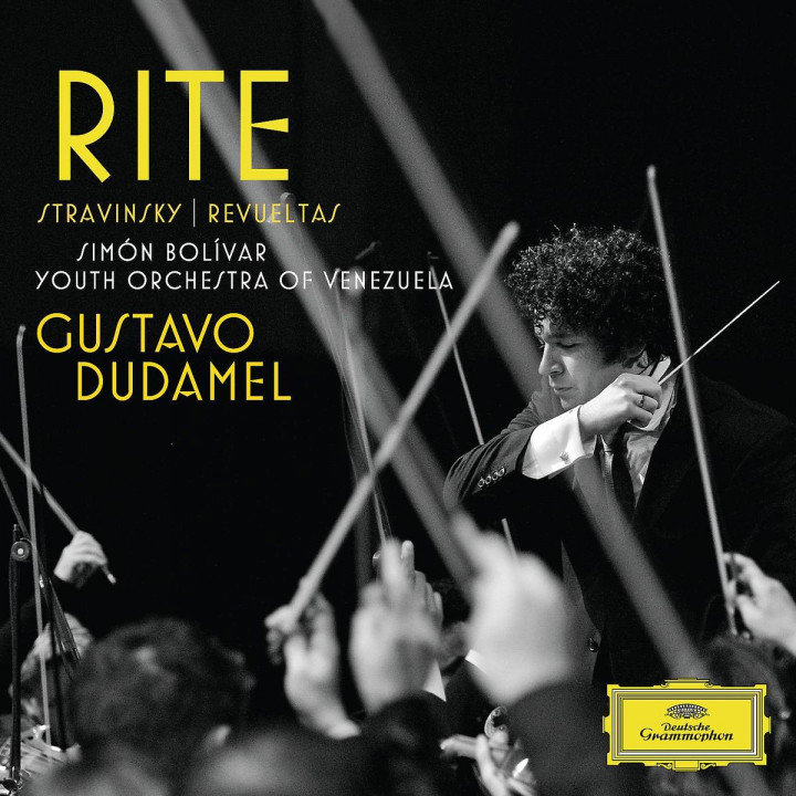 Sacre du Printemps/La Noche de los Mayas: Dudamel,Gustavo/SBYOV