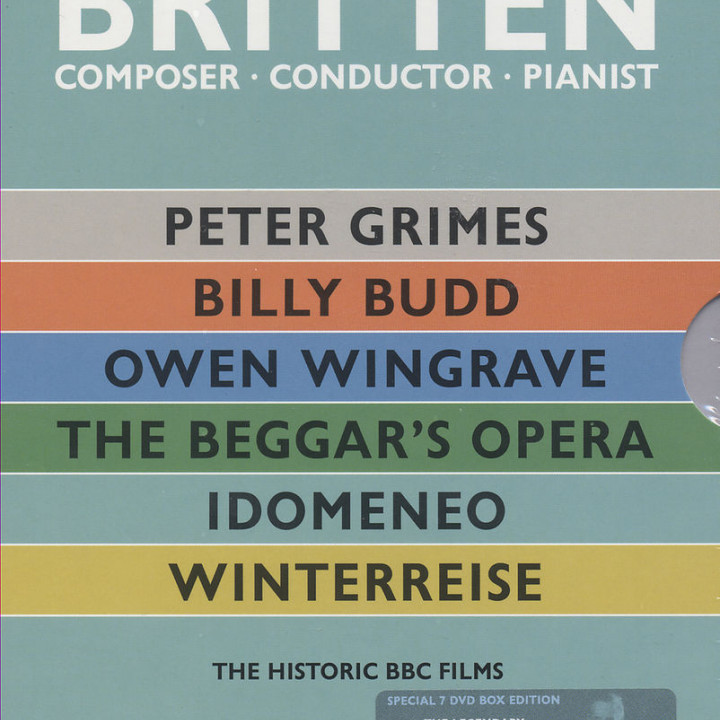 The Britten-Pears Collection: Britten,B./Pears,P.