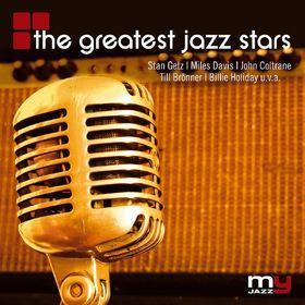 My Jazz, The Greatest Jazz Stars (My Jazz), 00600753274675