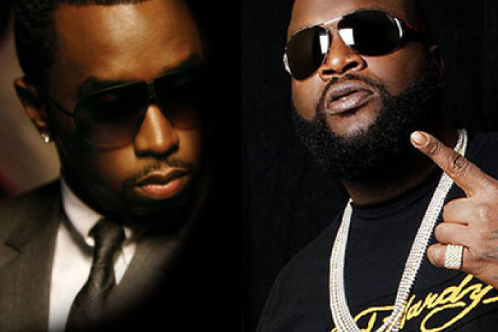 Diddy + Rick Ross