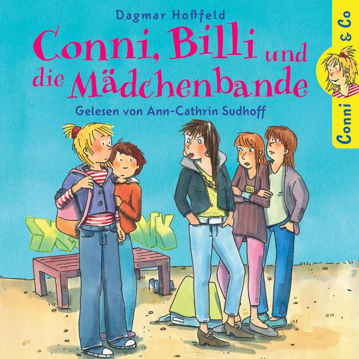 Dagmar Hoßfeld: Conni, Billi und die Mädchenbande: Conni