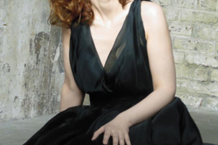 Patricia Petibon © Lucy Boccadoro