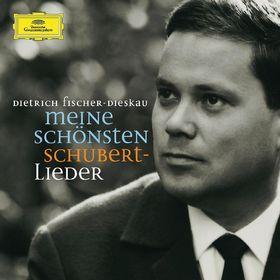 Dietrich Fischer-Dieskau, Meine schönsten Schubert-Lieder, 00028948037742