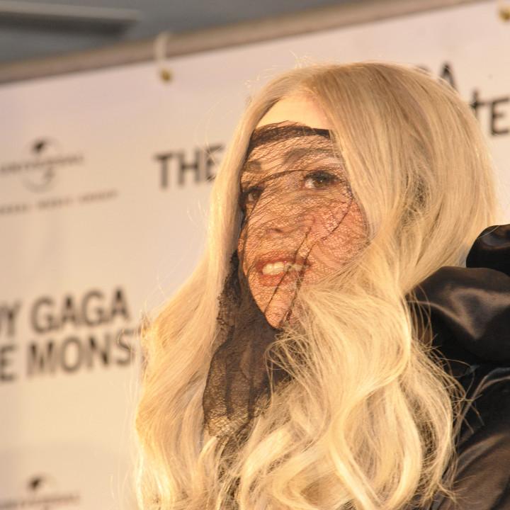 Lady GaGa Platinverleihung 03