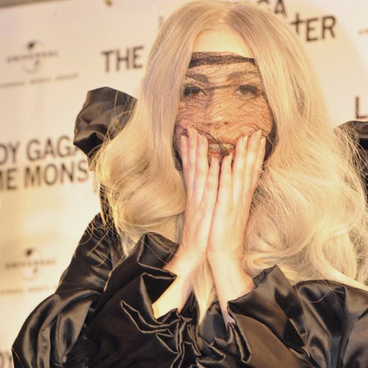 Lady GaGa Platinverleihung 04