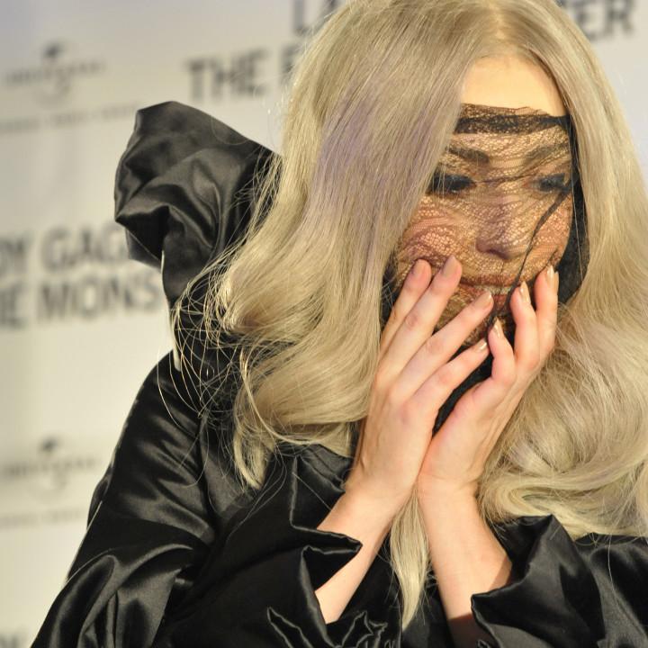 Lady GaGa Platinverleihung 05