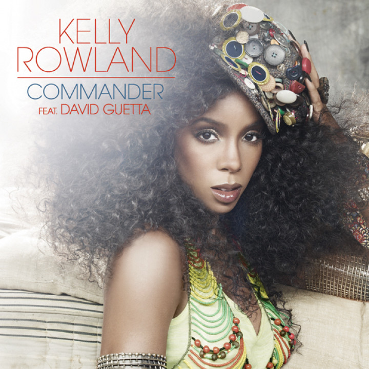 Kelly Rowland Cover Commander